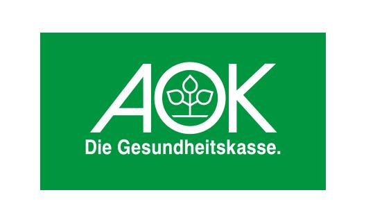 Logo der AOK Rheinland-Pfalz/Saarland